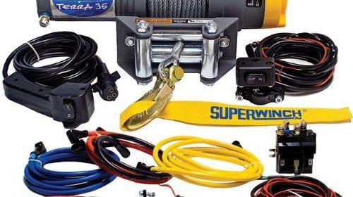 Terra 3500 Superwinch Atv Winch Furthermore Atv Winch Solenoid Wiring